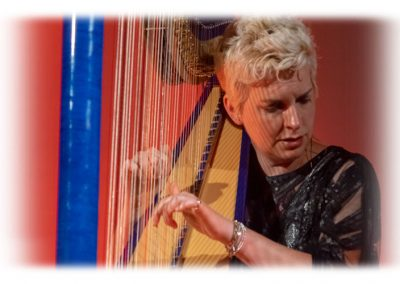 Sentmenat international harp festival. Catrin Finch