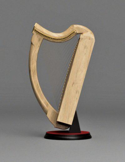 Queen Mary harp 1